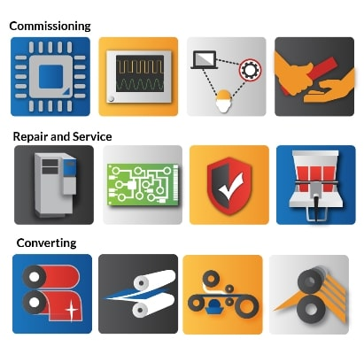 graphic design custom icons
